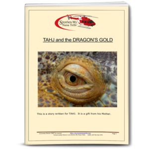 Tahj and the Dragon's Gold