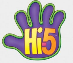 We love the High 5 crew, with their pre-school songs and dances