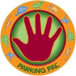 Dinosaurs are the most popular Parking Pal Magnets