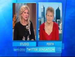 Stories My Nana Tells on the Kerri Anne Kennerly TV show