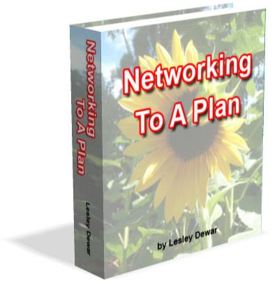 Cover for the ebook Networking to a Plan