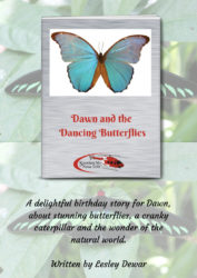 Cover page for the butterfly story - FAQ How