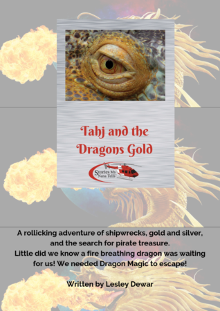 Tahj and the Dragon's Gold is an adventure story
