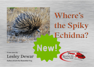 Where's the Spiky Echidna-new